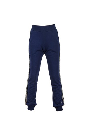 Trousers SHINE BLUE