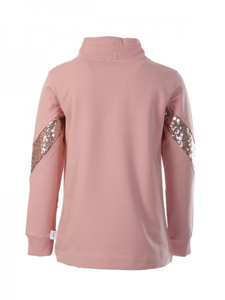 Sweatshirt GLAMOUR SAUMON