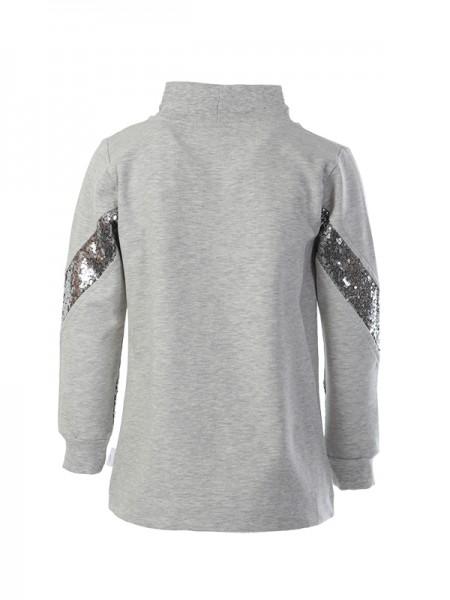 Sweatshirt GLAMOUR GREY