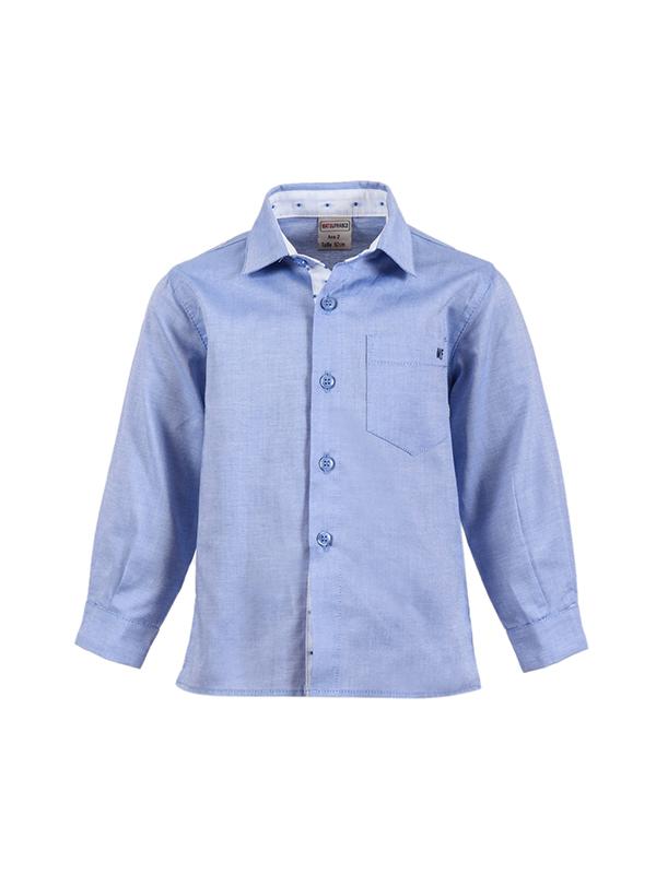 Shirt BLUE ICE