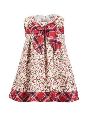 Dress LIBERTY RED