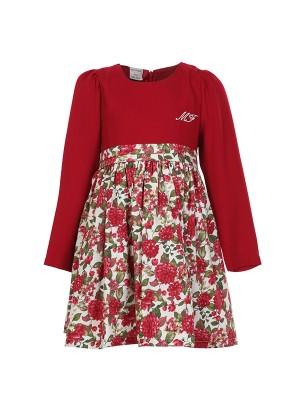 Dress RED RETRO