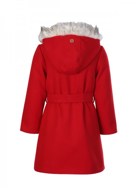 Coat LADY RED