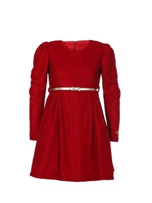 Dress ELIZABETH II RED