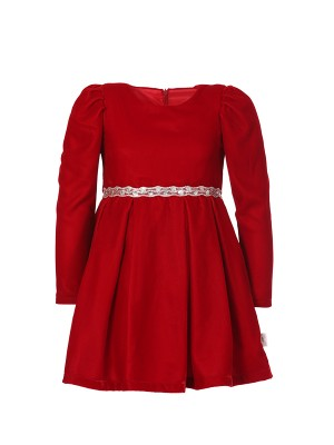 Dress ELIZABETH RED