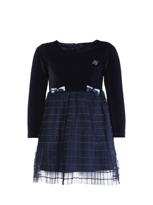 Dress MIDNIGHT MOON BLUE