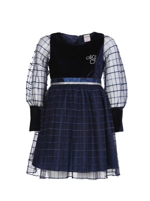 Dress MIDNIGHT BLUE