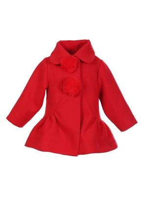 Coat PONPON RED