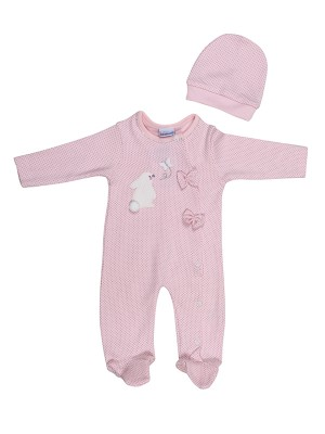 Bodysuit RABBIT PINK