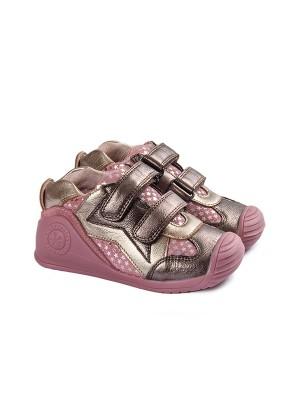 Sneakers BIOMECANICS PINK STAR