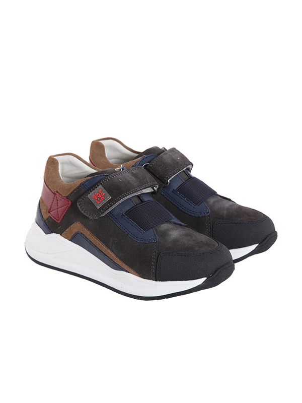 Sneakers GARVALIN GRAY OLIVΕ