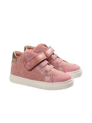 Sneakers GARVALIN PINK LEOPARD