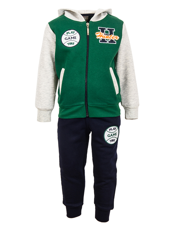 Tracksuit PLAY TIME GREEN
