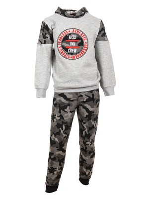 Tracksuit FEARLESS GREY ARG