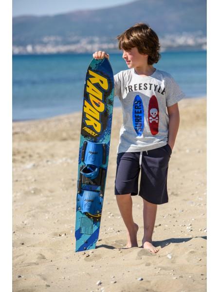 Shorts  Set SURF-GREY ARG