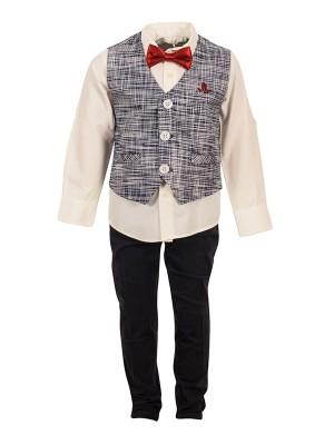 Trousers Vest Set CHEVALIER