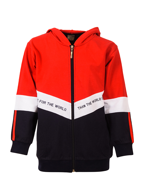 Jacket FIREFIGHTER RED