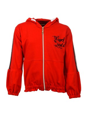 Cardigan TRAVEL RED
