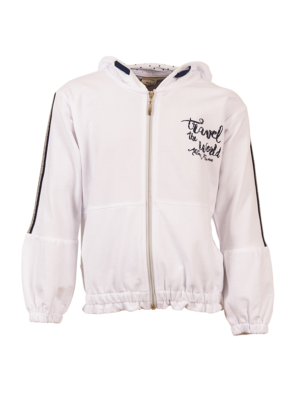 Jacket TRAVEL WHITE