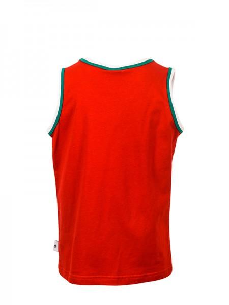 T-shirt FIREFIGHTER RED
