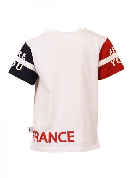 T-shirt THE NEW WHITE