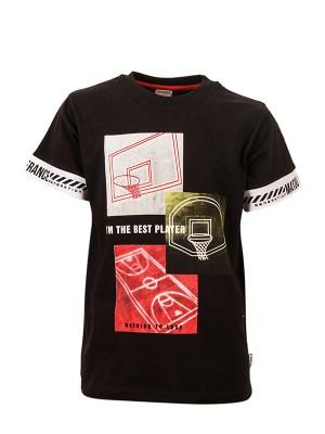 T-shirt BEST PLAYER BLACK