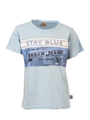T-shirt URBAN JEANS LT.BLUE