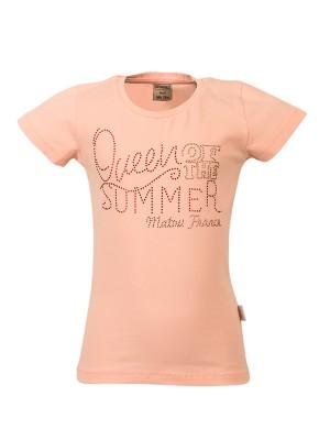 T-shirt QUEEN SALMON