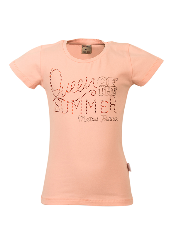 T-shirt QUEEN SALMON