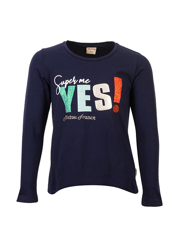T-Shirt YES BLUE
