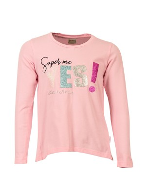 T-Shirt YES PINK