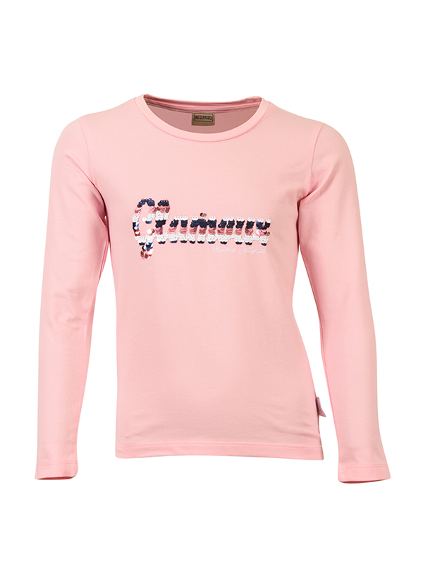 Blouse GLAMOUR PINK