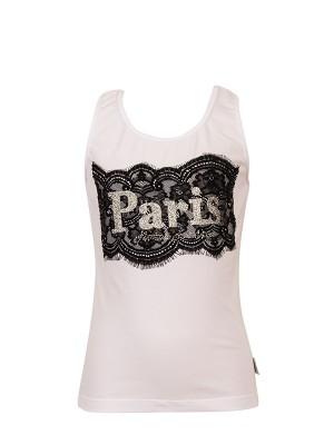 T-Shirt PARIS WHITE