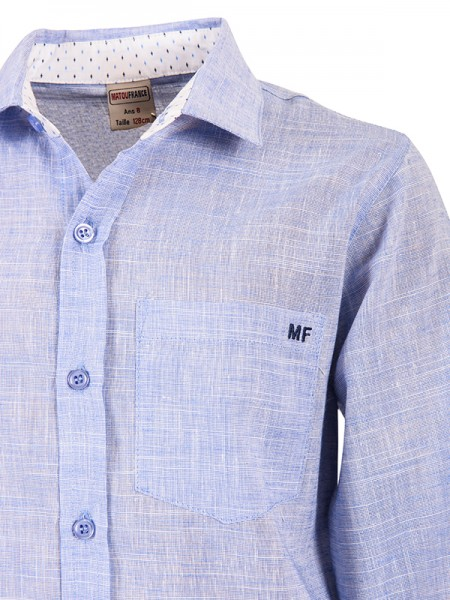 Shirt OXFORD BLUE