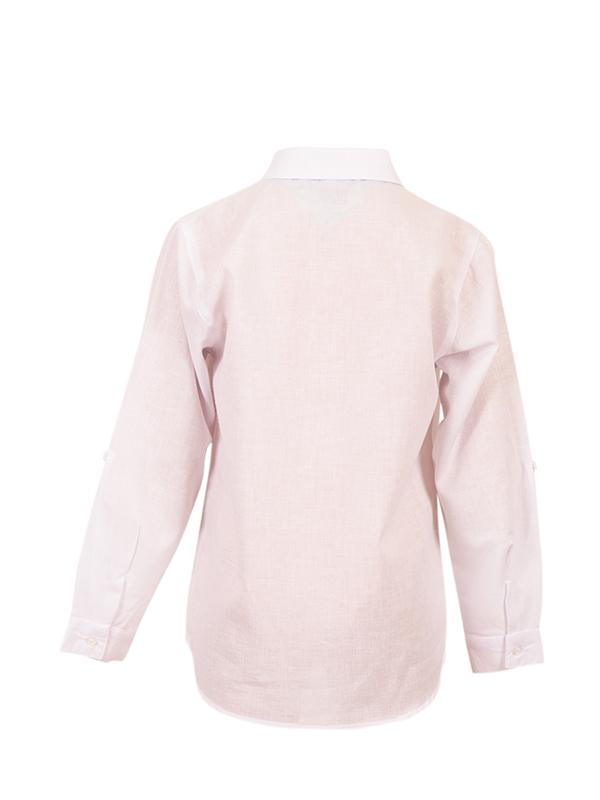 Shirt OXFORD WHITE 2-16 years