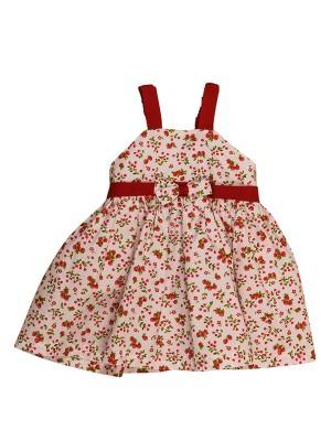 bebe Dress CHERRY