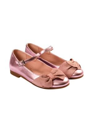 Shoes GARVALIN METAL PINK