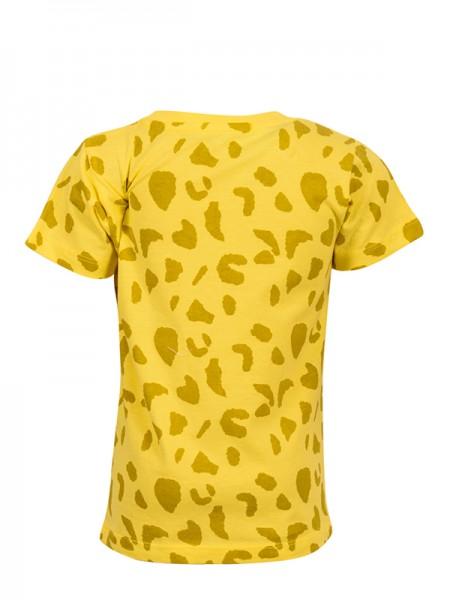 T-Shirt ANDVENTURE YELLOW