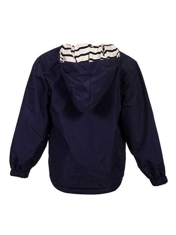 bebe Jacket NAVY