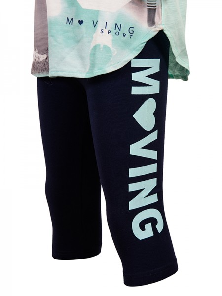Leggings Set RUNNING MINT