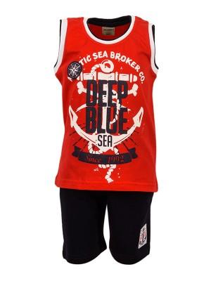 Set Shorts PIRATE-RED