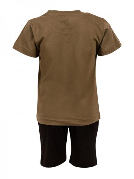 Shorts Set VINTAGE-KHAKI