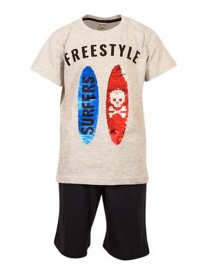 Set Shorts SURF-GREY ARG
