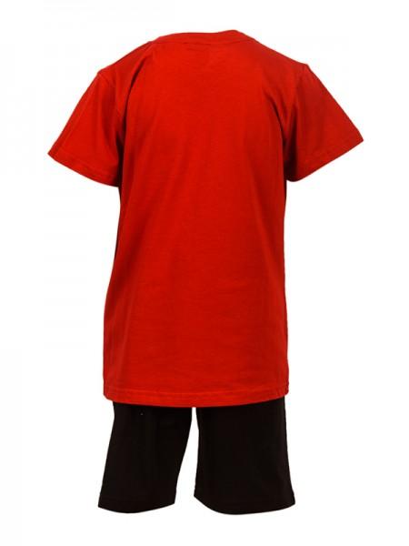 Shorts Set STREET-RED