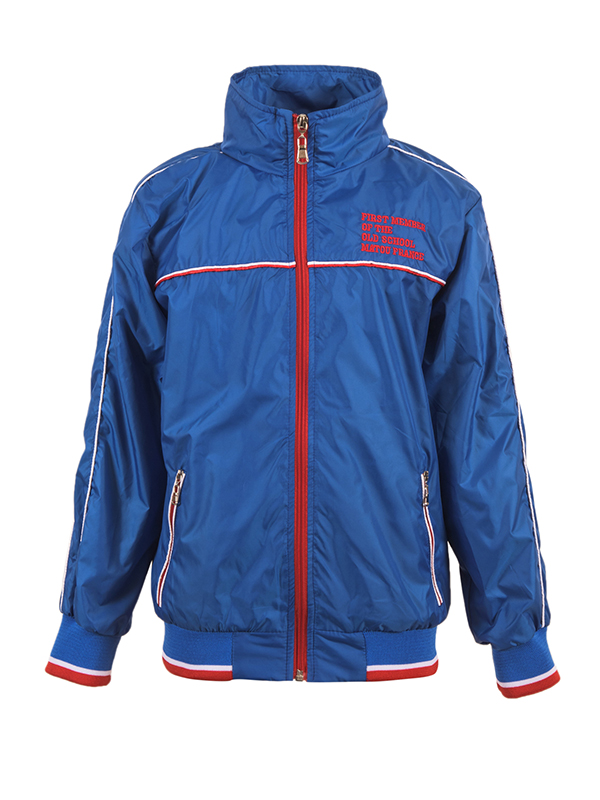 Jacket OLD SCHOOL ROUA RED