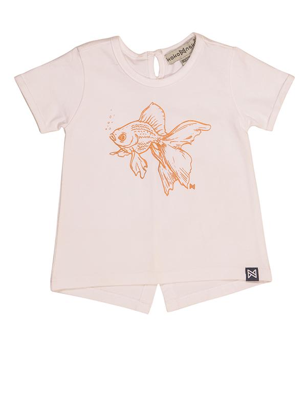 T-Shirt GOLDEN FISH